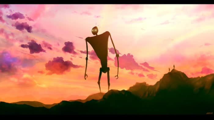 Nepravylnost-Iron Miyazaki by Konjur